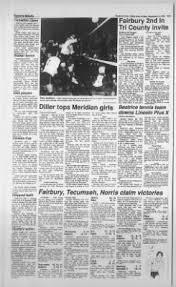 Beatrice Daily Sun from Beatrice, Nebraska on September 6, 1991 · 10