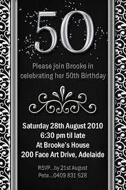 th birthday party templates th birthday invitation fiftieth birthday vine mens birthday