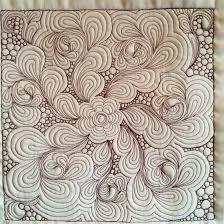 Free Motion Quilting Study-011516 #BERNINA by Carolina Asmussen ... & Free Motion Quilting Study - 011516 Adamdwight.com