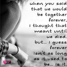 es about broken love
