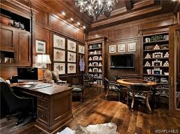 Traditional home office - switch baseball collection for football. | Office  Spaces | Pinterest | Traditional, Collection and Men cave