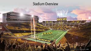Exhaustive Kinnick Stadium Seating Chart Rows Minnesota