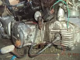 honda xrm 110cc 2006 model engine only