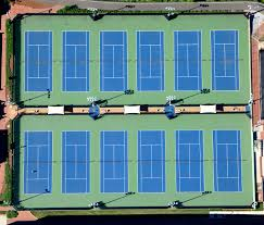 Tennis Court Design Guidelines Tennis Courts Court Builders Tennis Court Construction