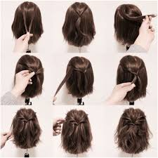 Cute Easy Hairstyles For Short Hair 10 Inspiration 24 Best Peinados Images On Pinterest Hair Ideas Hairstyle Ideas