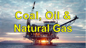 Coal, Oil and Natural Gas - YouTube