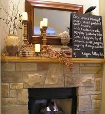 interesting decorating fireplace mantel has a fireplace