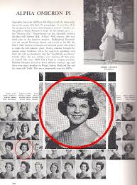 priscilla-palmer-1960-ucla-yearbook-circled | Munsell Color System; Color  Matching from Munsell Color Company