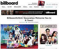 Billboard Chart December 2013 Billboard K Town Wikipedia