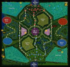 dota through the ages eul s failed revolution and the map chaos