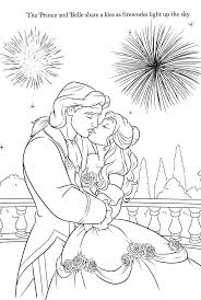 Coloring Pages: beauty and the beast coloring sheets. Beauty And ...