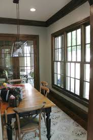 Wall Color Living Room 17 Best Ideas About Dark Wood Trim On Pinterest Decorative Wood