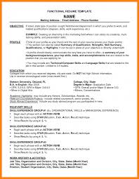 9 Listing Relevant Coursework On Resume Informal Letters