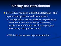 basic guide to essay writing writing the introduction your  7 writing
