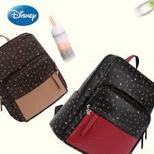 <b>Disney Diaper Bags</b> Large Maternal <b>Mummy</b> Bottle Insulation Bag ...