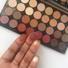 makeup revolution flawless 3 palette image from makeupbytammi