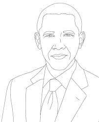 Small Picture President Barack Obama Coloring Page Coloring Book