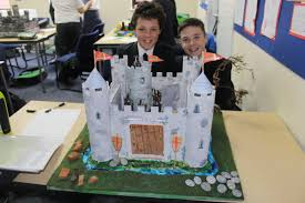 Castle Designs For School Projects