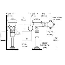 Sloan Toilet Flush Valve Larchlodge Co