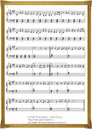 chopin spring waltz sheet music hundred piano sheet music