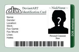 Blank Id Card Template Best College Id Card Template By Design Spitznas