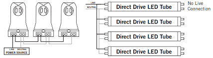 direct wire led t8 tube lights and what you need to know about led t8 non shunted wiring diagram