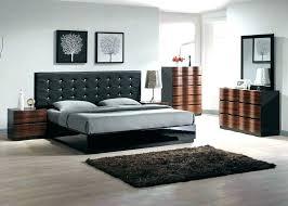 contemporary oak bedroom furniture. Contemporary Bedroom Furniture Designs Oak Beds Modern Dark Wood Bedside Table Bed Regarding M