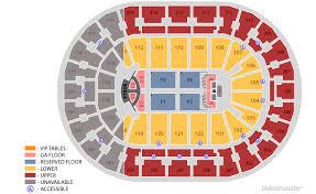 Bok Center Tulsa Tickets Schedule Seating Chart