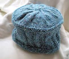 Knitted Chemo Hat Patterns Unique Decorating
