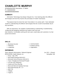 Me Salve Inc Senior Network Administrator Resume Sample - Bayamon ...