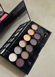 sleek eyeshadow palette l au naturel