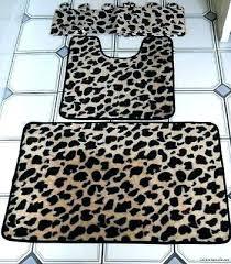 leopard shower curtain animal print bathroom rugs leopard bathroom rug brown leopard bathroom shower curtain bath