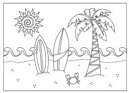 Mom junction presents you with summer coloring sheets printable to make your kid's day a little brighter. Free Printable Summer Coloring Pages For Kids Summer Coloring Pages Summer Coloring Sheets Beach Coloring Pages