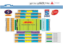Newlands Rugby Stadium Seating Plan Imgbos Com