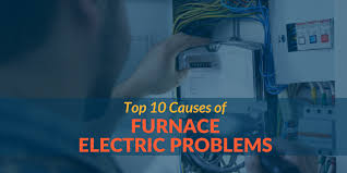Electric Furnace Troubleshooting Chart Top 10 Causes Of Furnace Electrical Problems
