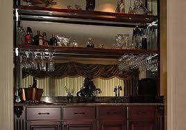 office wet bar. Wet Bar Glass Shelves Office .