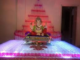 ganesh chaturthi decoration ideas projects to try pinterest