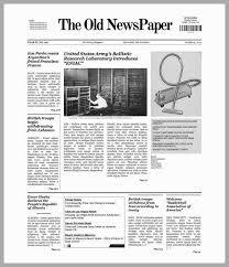 Newspaper Psd Template Download Newspaper Template Download Unique 35 Best Newspaper Templates In