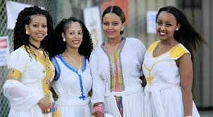 Image result for ethiopian traditional clothes