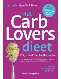 Het carblovers dieet