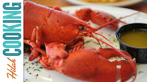 How To Steam Lobster And How To Eat Lobster