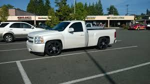 2007 chevy silverado lowered nnbs 22's - PerformanceTrucks.net Forums