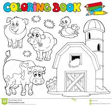Free Online Farm Animal Coloring Book 74 On Download Coloring
