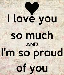 Proud Of You Quotes Simple Proud Of You Quotes Unique Proud Of You Quotes Best Best 48 So Proud
