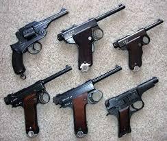 Researching Your Japanese Handgun
