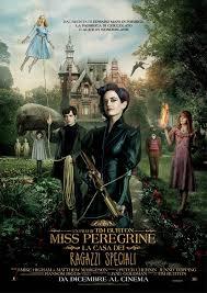 Miss Peregrine - La Casa dei Ragazzi Speciali: trama e cast @ ScreenWEEK