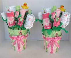 Baby Shower Gift Basket Ideas For Twins Twinsgift  Baby Shower DIYTwin Baby Shower Favors To Make