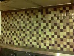 Diy Glass Tile Backsplash Youtube