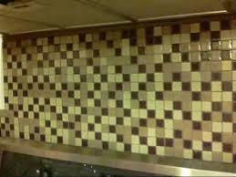 Diy Glass Tile Backsplash Youtube