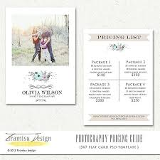 Photography Pricing Template Free Photography Pricing Template Package Buildingcontractor Co
